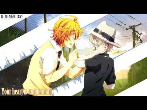 Nightcore - Thinking Out Loud, I'm Not The Only One (Switching Vocals) [Lyrics]