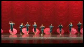 Ming-Hai Wu Ballet Umbrella Dance