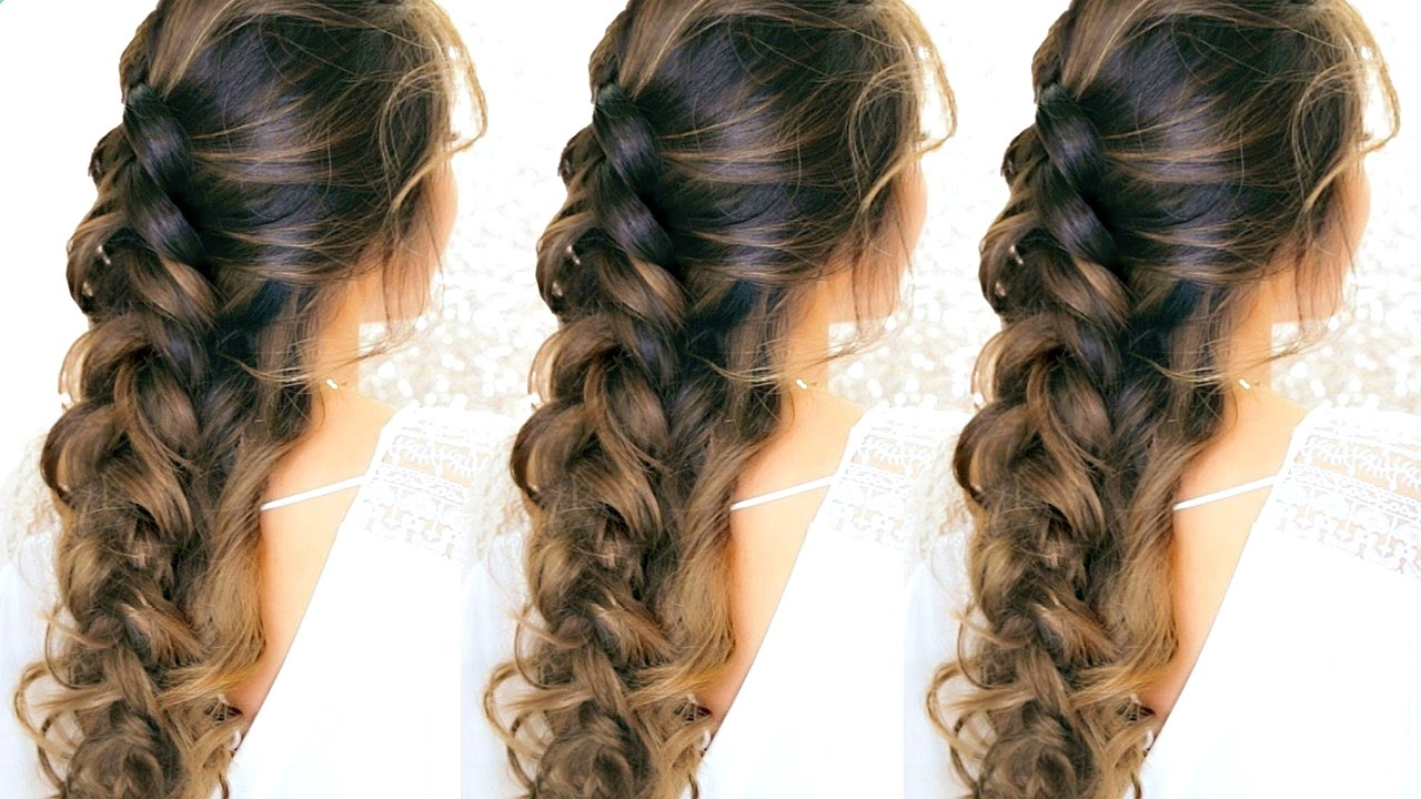 Hair Styles For Spring: HAIRSTYLES & BRAIDS