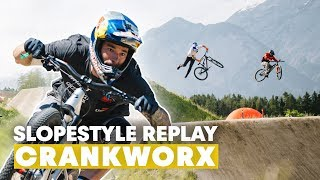 Relive it all | Crankworx Innsbruck Slopestyle REPLAY 2019