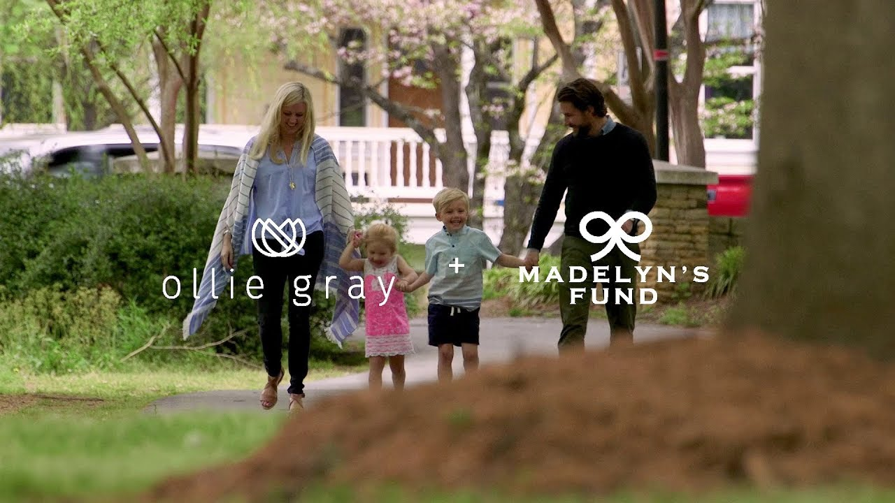 87d1aa1f34 Ollie Gray + Madelyn s Fund - YouTube