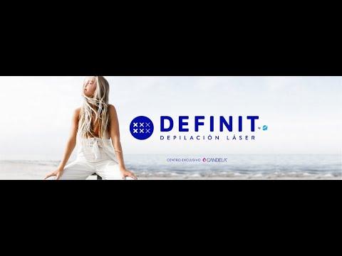 Franquicia  DEFINIT ® (Depilación Láser)