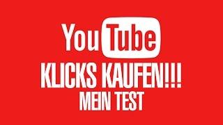 💸 Test: Youtube Klicks kaufen 💸 | #FragDenDan