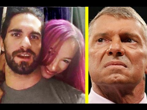 Sasha Banks Wedding.5 Reasons Sasha Banks And Seth Rollins Are Having An Affair