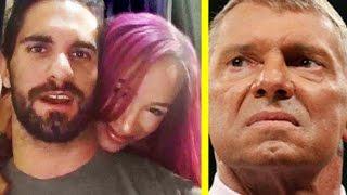 5 Reasons Sasha Banks and Seth Rollins Are Having an Affair
