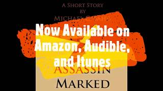 Assassin Marked, narrated by Paul Burt