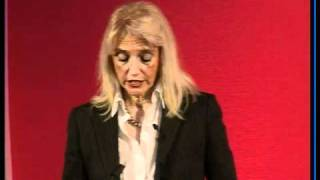 Ornella Barra, Alliance Boots speaking on day 2 of the Responsible Business Convention 2011