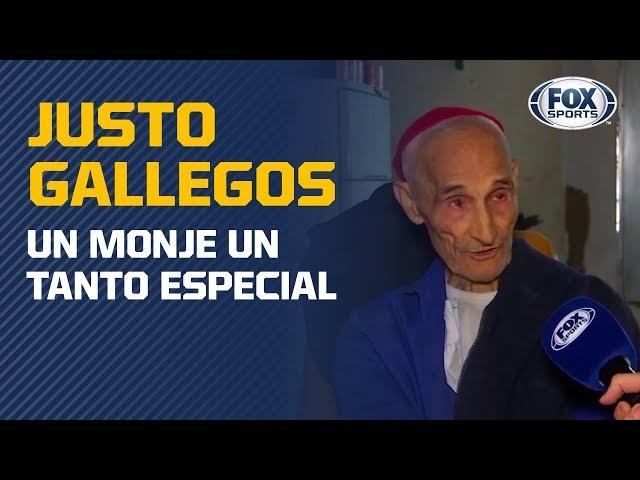Latitud FOX: Justo Gallegos, el monje cuyo sacrificio es no ver futbol