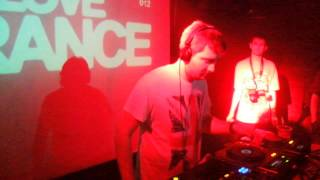 Nivaya - We Love Trance CE 012 - Fresh Stage - 30.01.2015 @ GramOFF/ON [Warszawa]