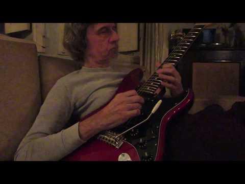 Scarborough Fair / The Sound of Silence... - On Fender Stratocaster HSS (November 2017)