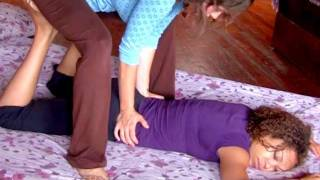 Thai Massage Techniques 2, Relaxation Yoga Therapy for Pain & Stress Jen Hilman