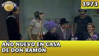 El Chavo | Año Nuevo en casa de Don Ramón (Completo)