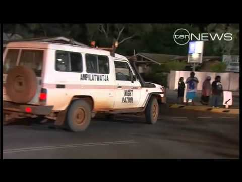 Alice Springs in crisis as violence and crime grows