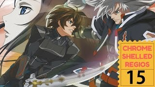 Chrome Shelled Regios English Dub Episode 15