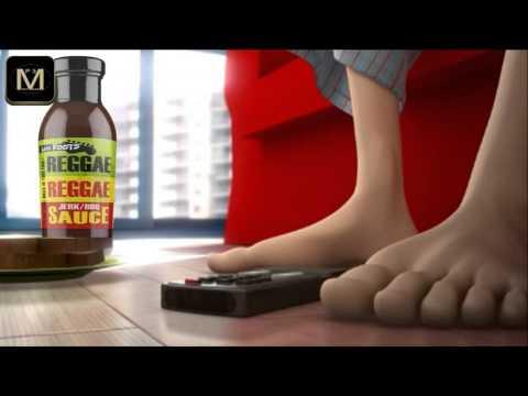 Reggae Reggae Sauce New 2013 TV Advert HD