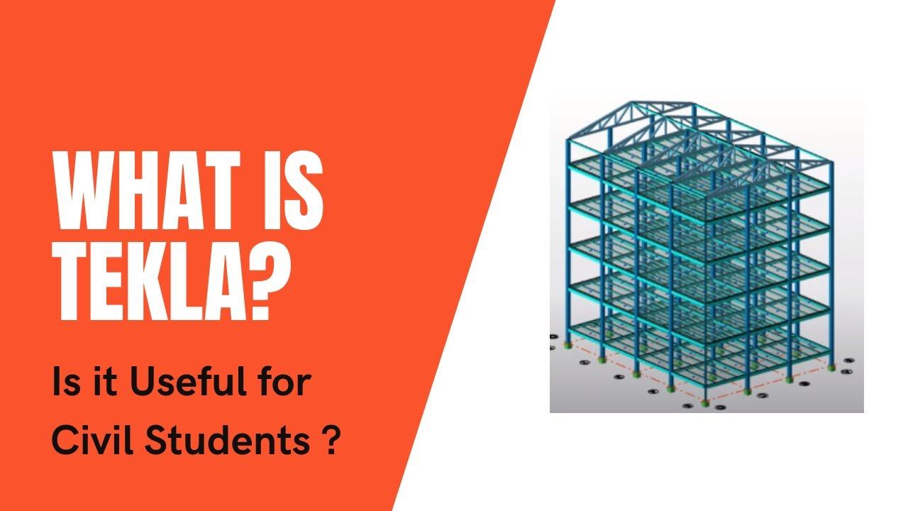 What is Tekla? | Tekla Structural Designer | Tekla Structures |