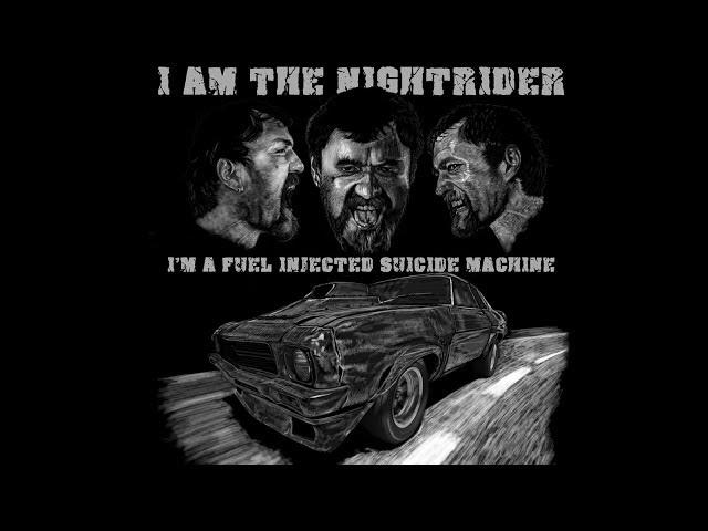 T Shirt Designs # 5 The Night Rider