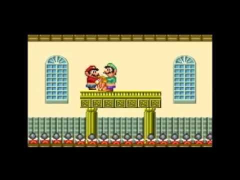 Mario and princess sex tape