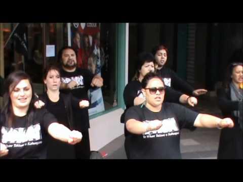 Te Manga Maori EIT Hawkes Bay. Te Whare Takiura o Kahungunu. Mid City Plaza Emaerson St Napier