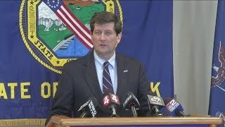 Poloncarz speaks about loss of Ralph Wilson