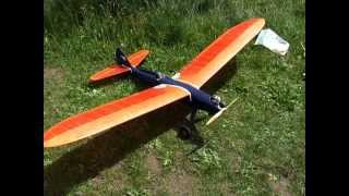 Vintage Model Aircraft - Six