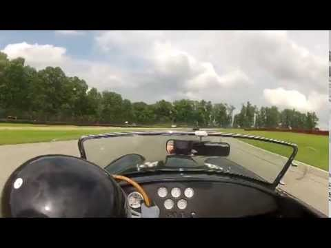 Mid Ohio Cobra Club 2nd open lapping 2014