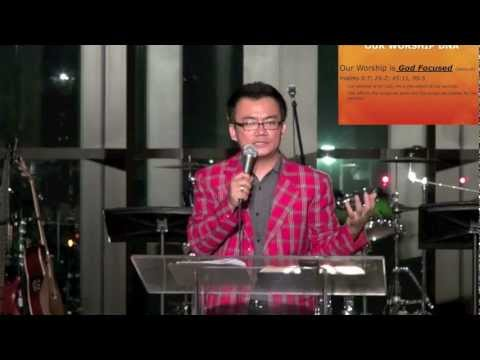 Worship & Media Ministry Message by Pastor Hau Mung