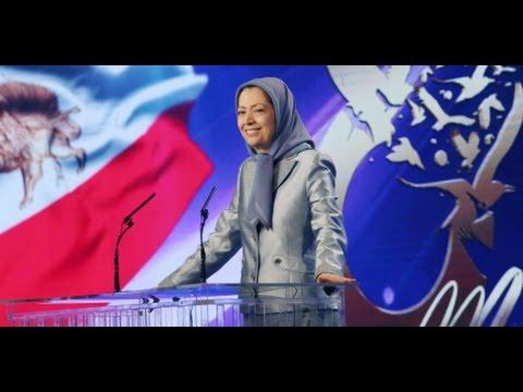 Maryam Rajavi's speech- International Women's Day Tirana-IWD2017