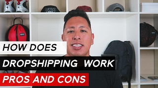 How Dropshipping Works  Pros and Cons To A Dropshipping Business Model