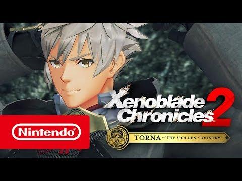 Xenoblade Chronicles 2: Torna - The Golden Country – Tráiler del E3 2018 (Nintendo Switch)