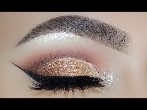 ABH Prism Palette I Gold Smokey Eye - Sofie Bella - 동영상