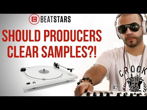 Producers: Don't clear samples!?