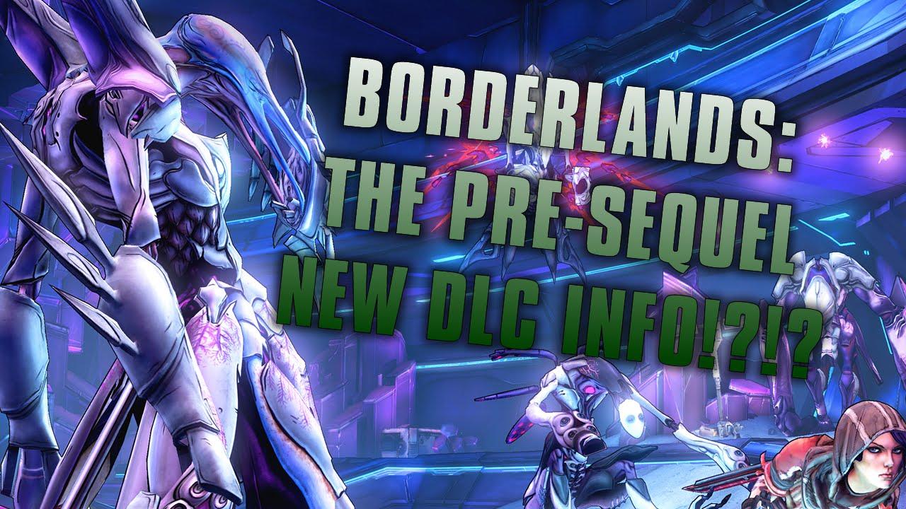 BORDERLANDS: The Pre-Sequel - New DLC Info! Holodome ... Borderlands 2 Scaling Dlc Uvhm