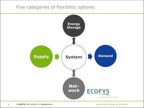 Power System Flexibility - Strategic Roadmap