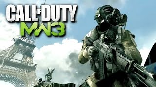 Call of Duty Modern Warfare 3: Iron Lady Mission Gameplay Veteran
