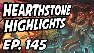 Hearthstone Daily Highlights | Ep. 145 | DisguisedToastHS, reynad27, itsHafu, dreadsss