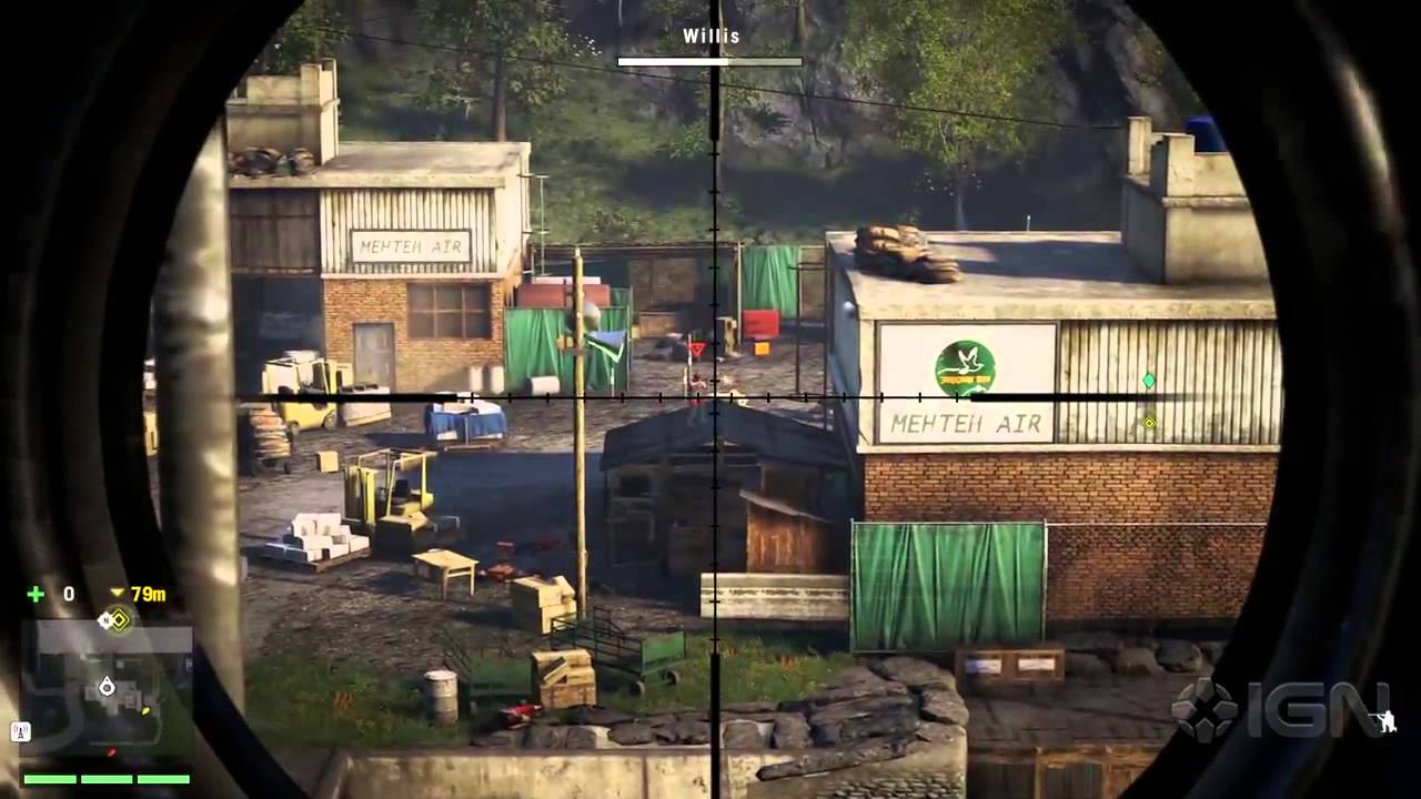 how to find campaign mission far cry 4