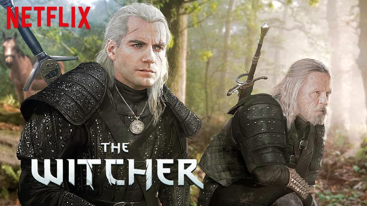 The Witcher Netflix Season 2 Announcement Breakdown - Witcher Easter Eggs - YouTube