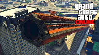 JUMPING THE GUN GTA 5 ONLINE