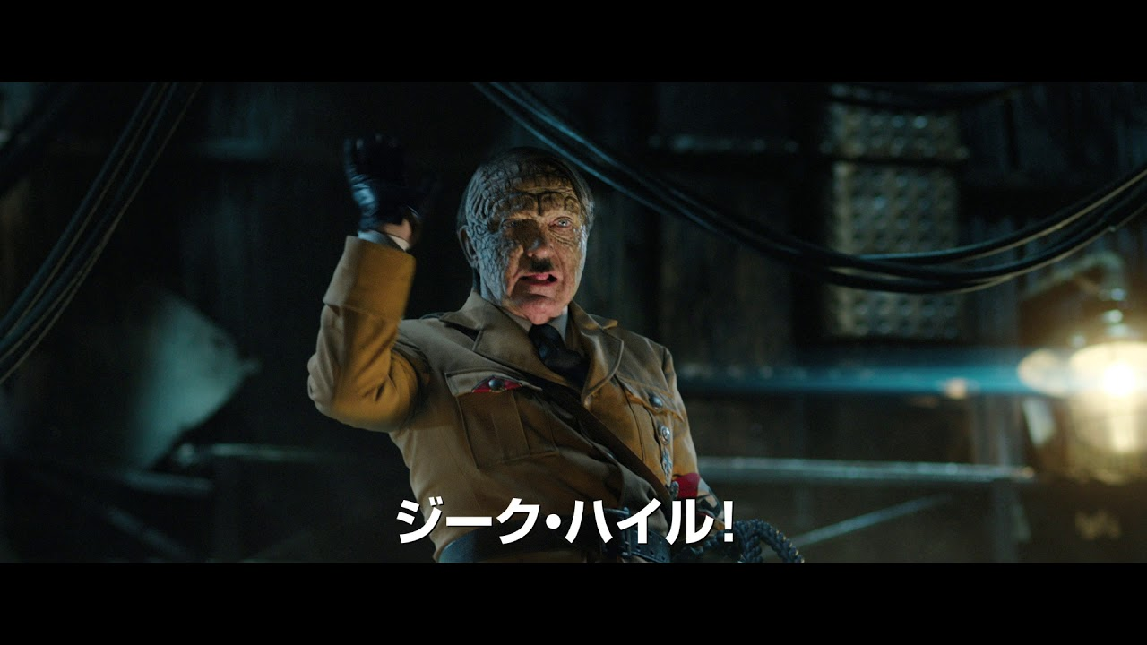 映画『アイアン・スカイ/第三帝...