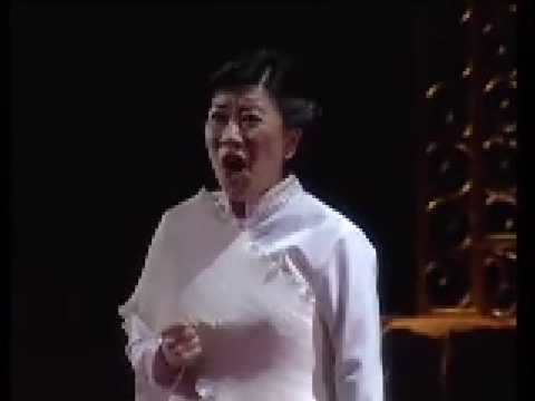 Jessica Chen as Bruennhilde in Bangkok's RING CYCLE