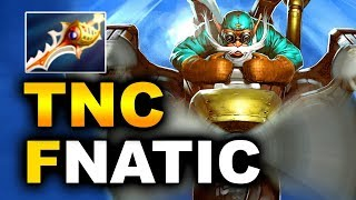 FNATIC vs TNC - CRAZY GAME! - SUPERMAJOR SEA DOTA 2