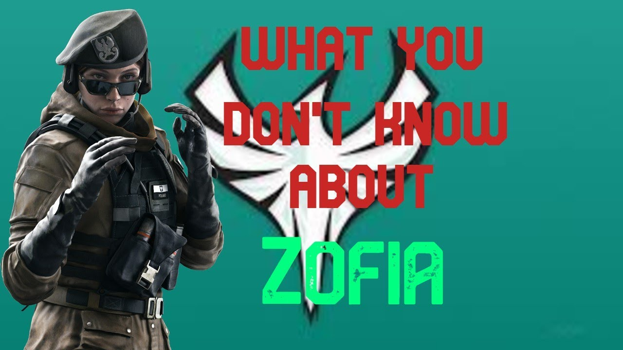 What you don't know about Zofia