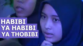 Az Zahir Habibi Ya Habibi Ya Thobibi + Lirik || Jenggot Pekalongan