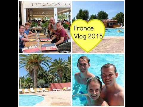 Holiday / France Vlog 2015