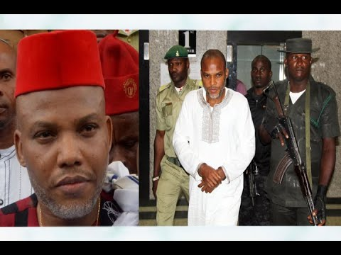 Nnamdi Kanu Biography, Net Worth And How He Was Imprisoned