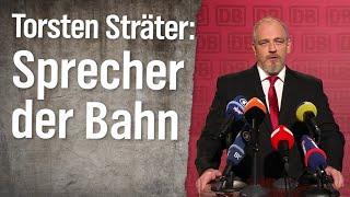 Torsten Sträter: Pressesprecher der Bahn