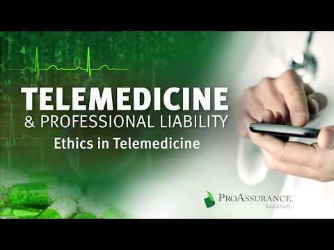 Ethics in Telemedicine on YouTube