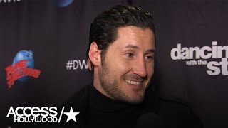 'Dancing With The Stars': Val Chmerkovskiy Praises His Partner Normani Kordei