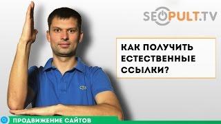 видео Роль ссылок в SEO-продвижении / SEO-продвижение / Блог / IdeaWeb.site